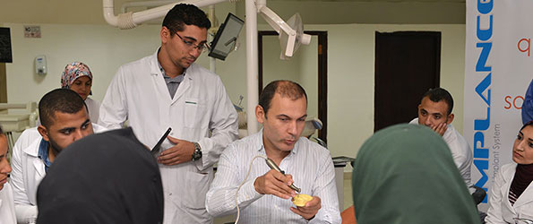 A Workshop on Implants for FUE Interns