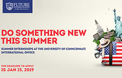 University of Cincinnati Internship Program 2019