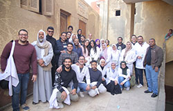 Dental Convoy to Al-Suf Area in Giza Governorate