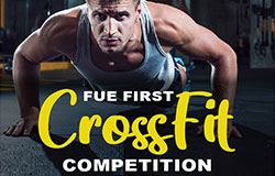 FUE First Online Cross Fit Competition 2020